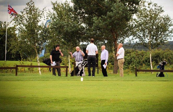 Spitfire Golf event