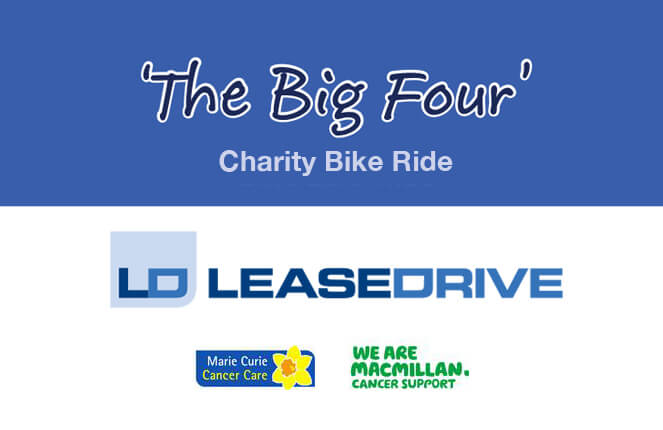 The Big Four Charity Sponsorship