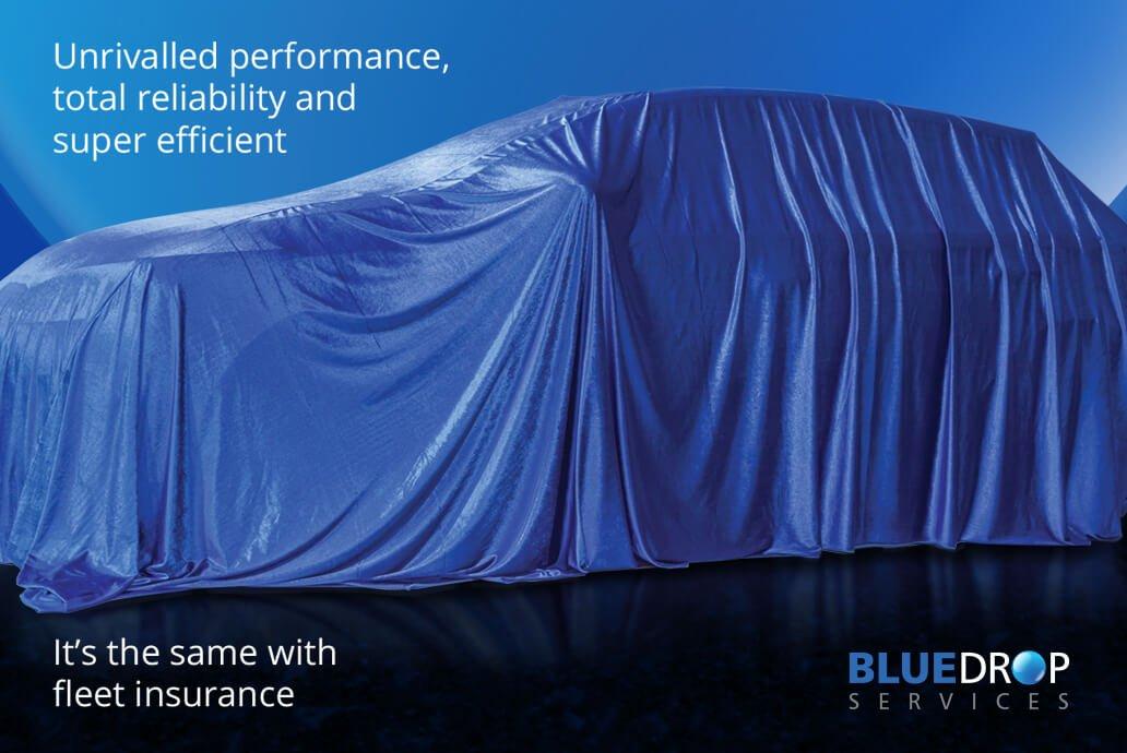 Bluedrop service banner