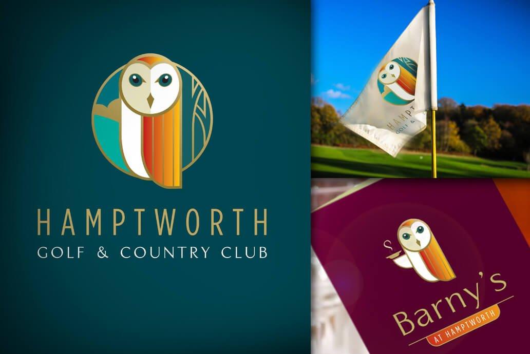 Hamptworth Branding
