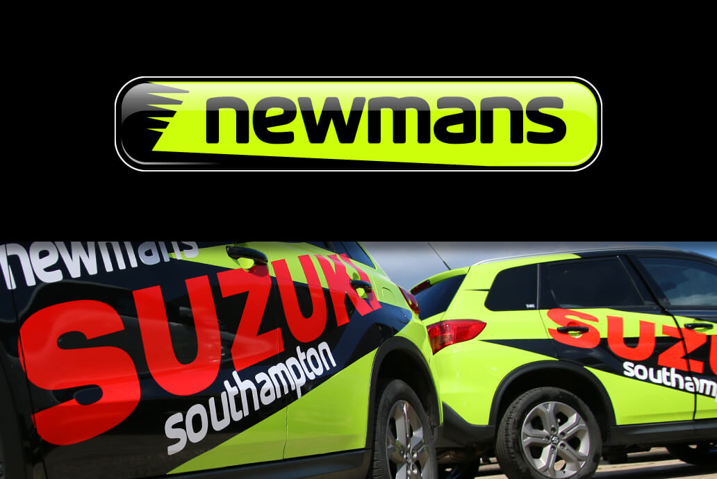 Newsmans branding