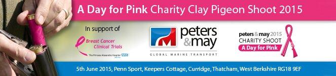 Charity Shoot Sponsors 2015