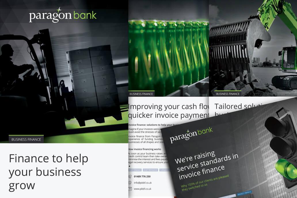 Paragon bank design for print