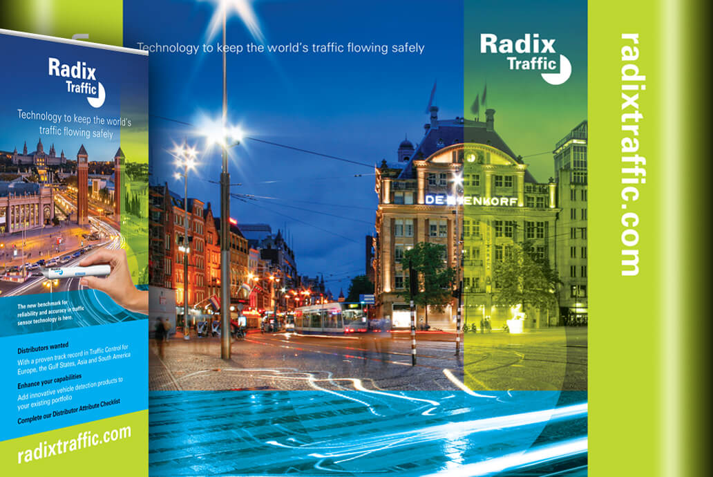 Radix Traffic Exhibition stands design