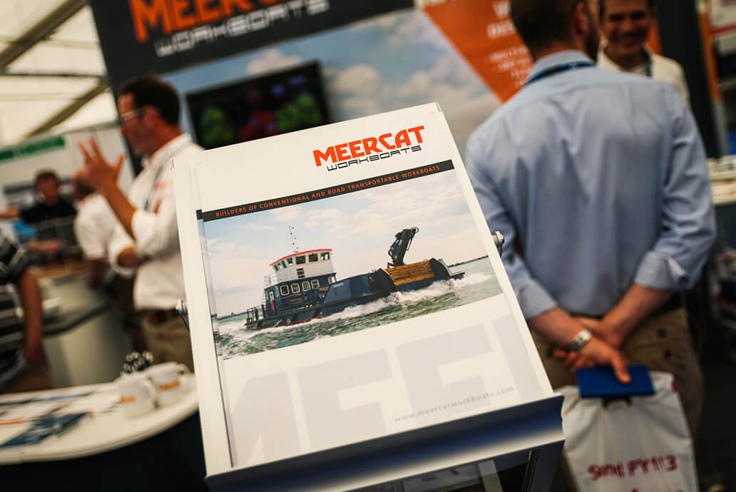 Meercat Folder Design