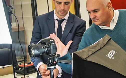 Art directing photography