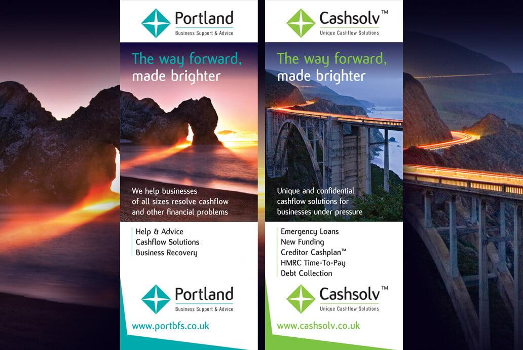 Portland design for print