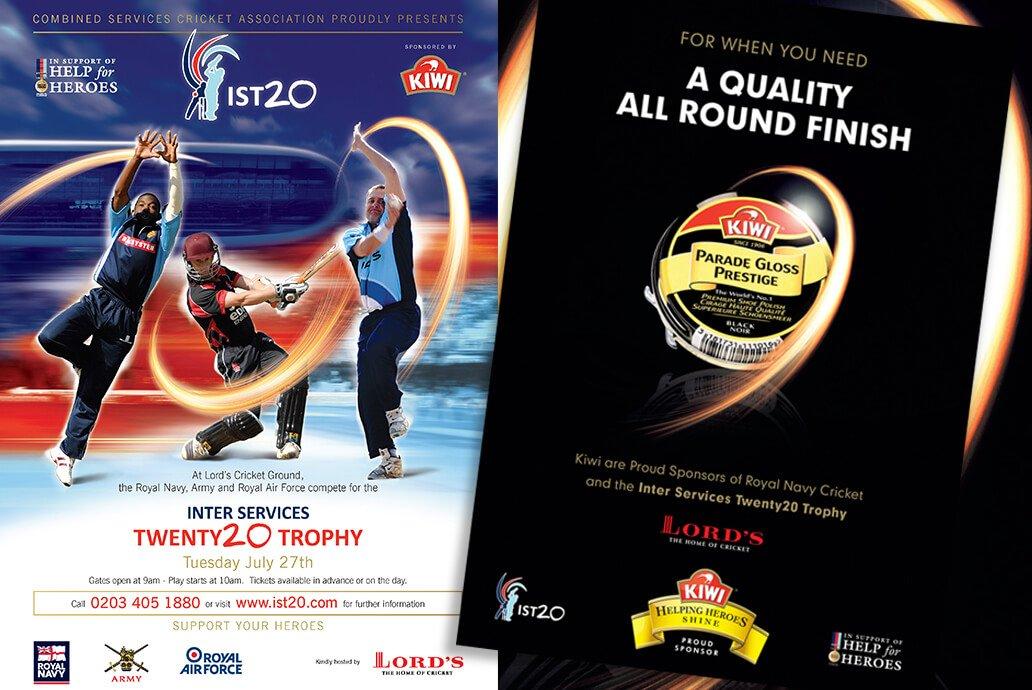 IST20 & Kiwi Sponsorship Press adverts
